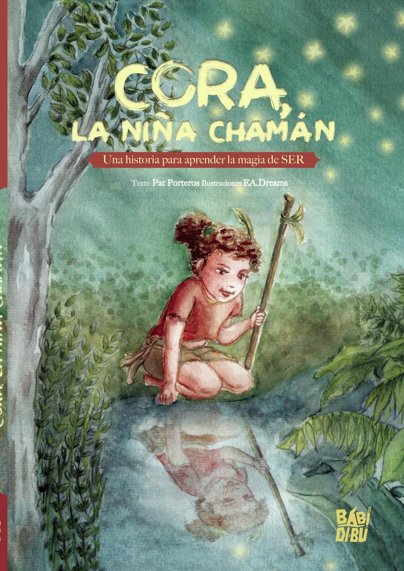 Cora, la niña Chamán: portada