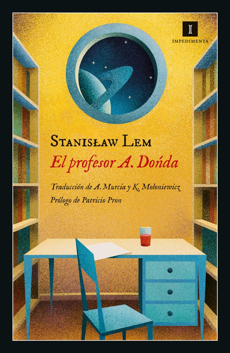 El profesor A. Donda: portada
