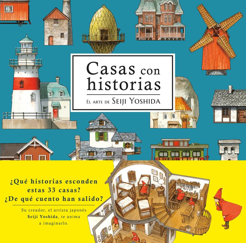 Casas con historias: portada