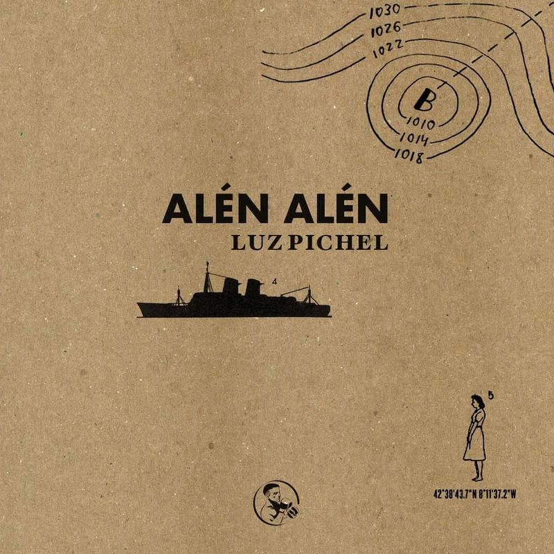 Alén Alén: portada