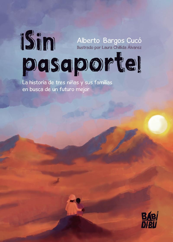 ¡Sin pasaporte!: portada