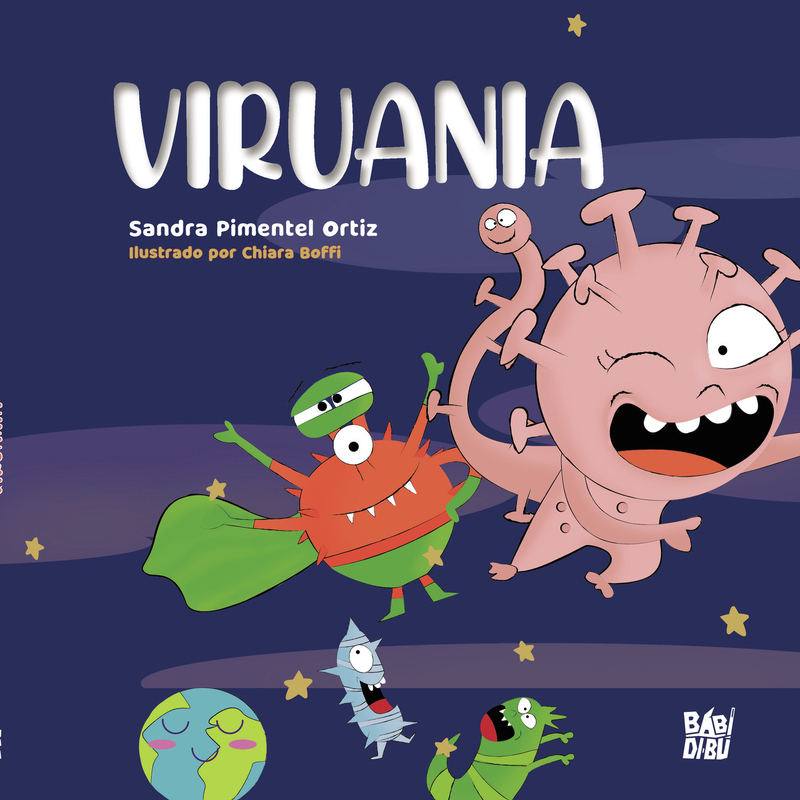 Viruania: portada