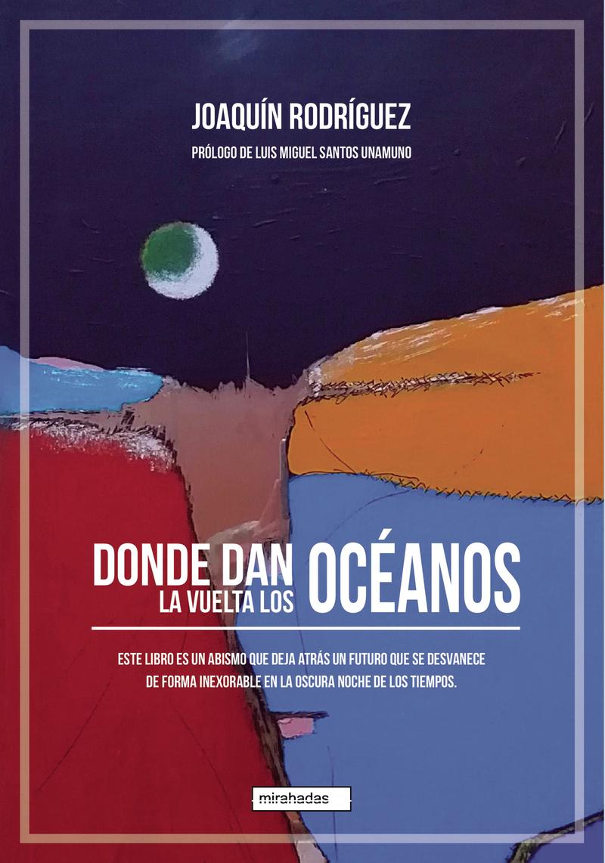 Donde dan la vuelta los océanos: portada