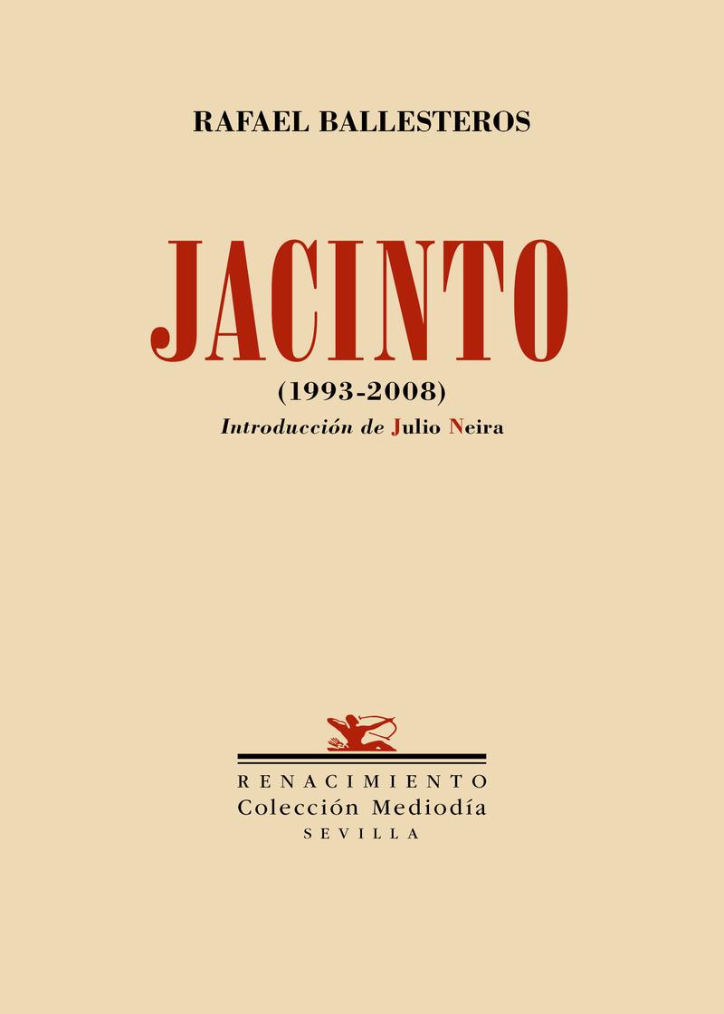 Jacinto. (1993-2008): portada