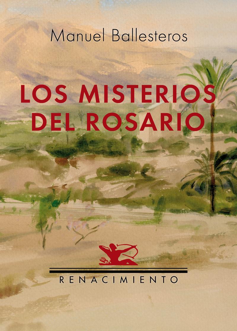 Los misterios del Rosario: portada