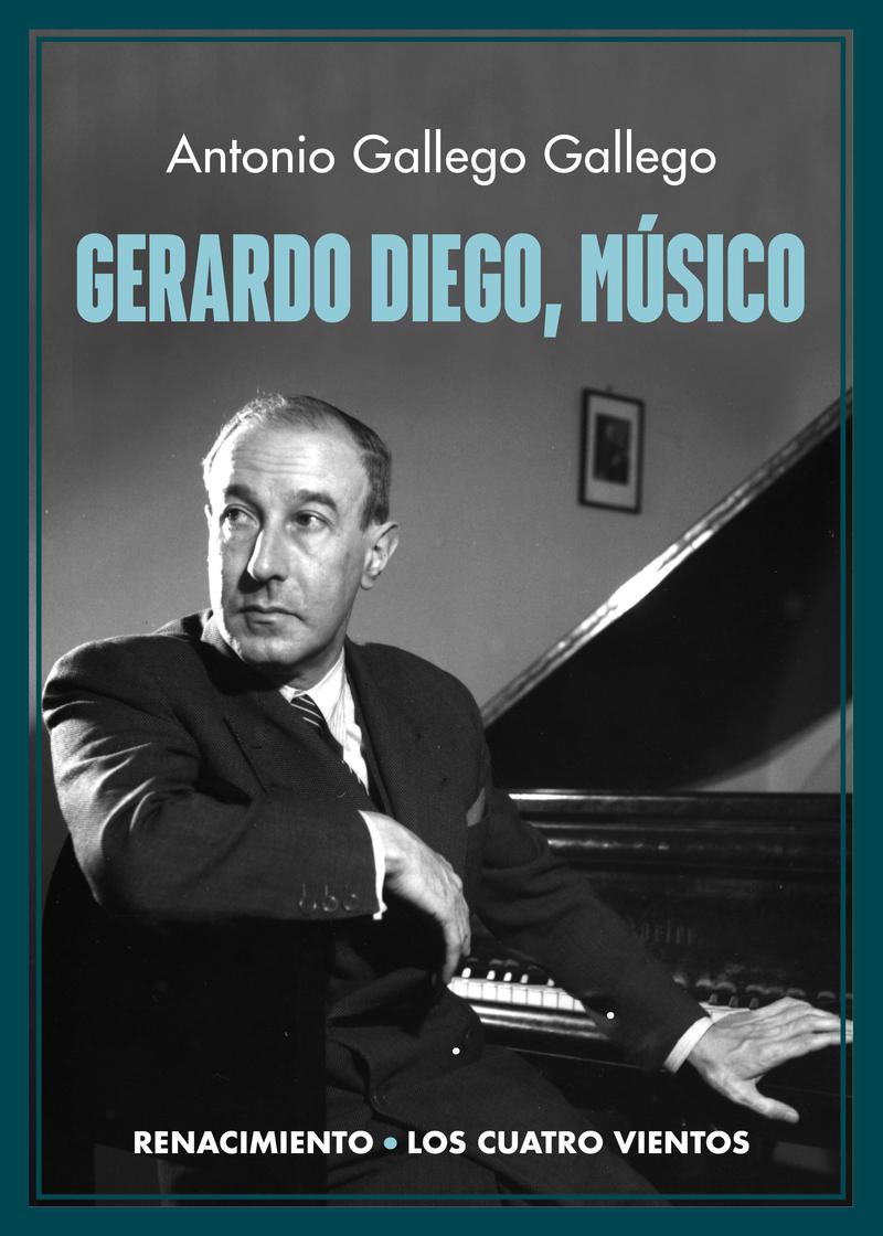 Gerardo Diego, músico: portada