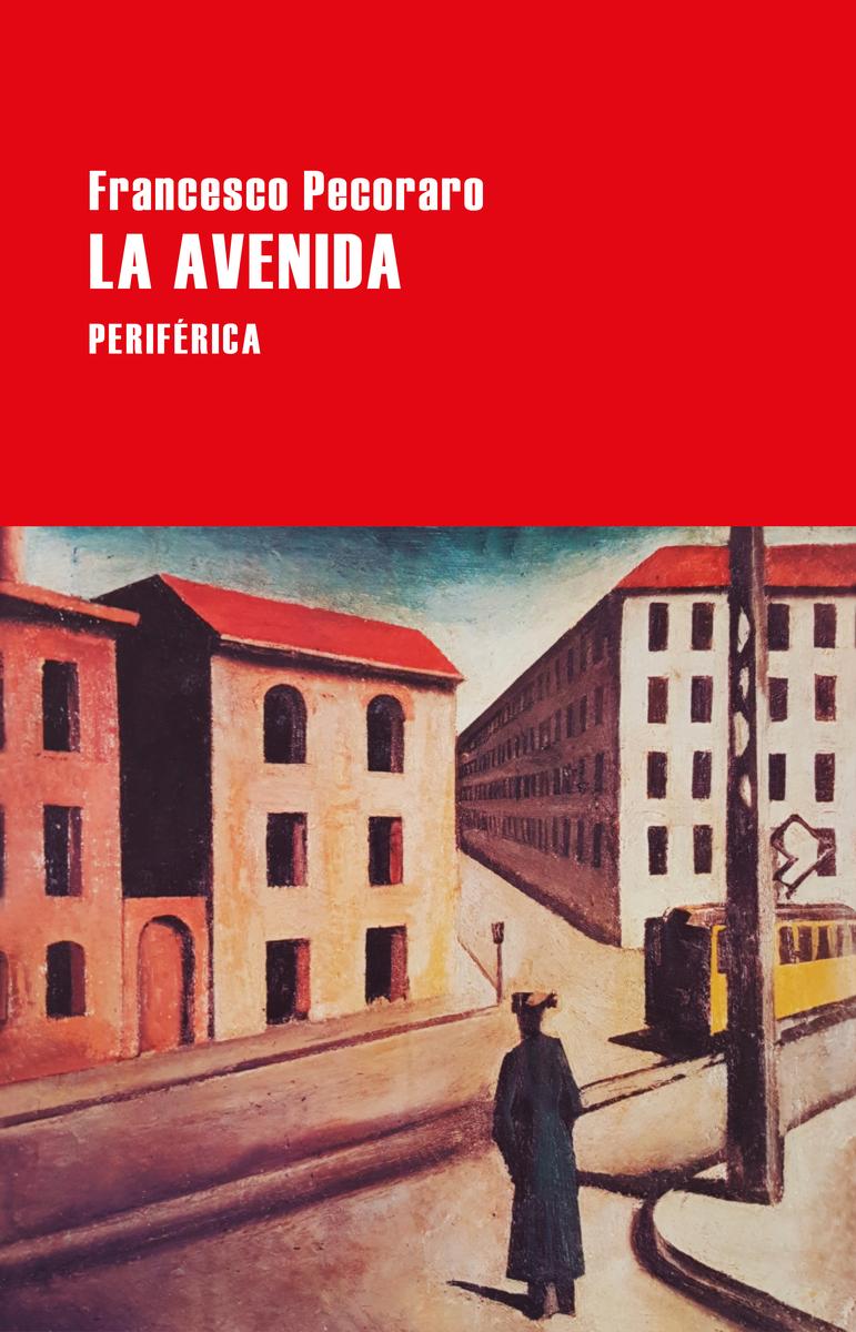 La avenida: portada