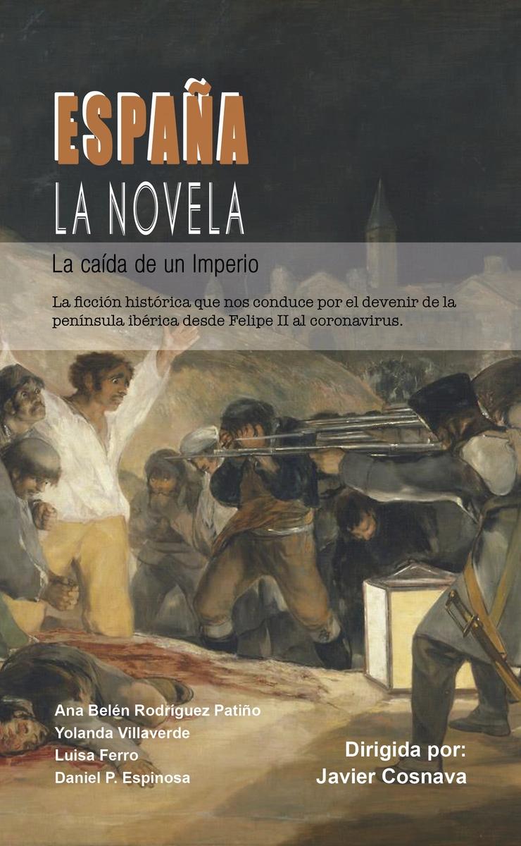 España la novela: portada