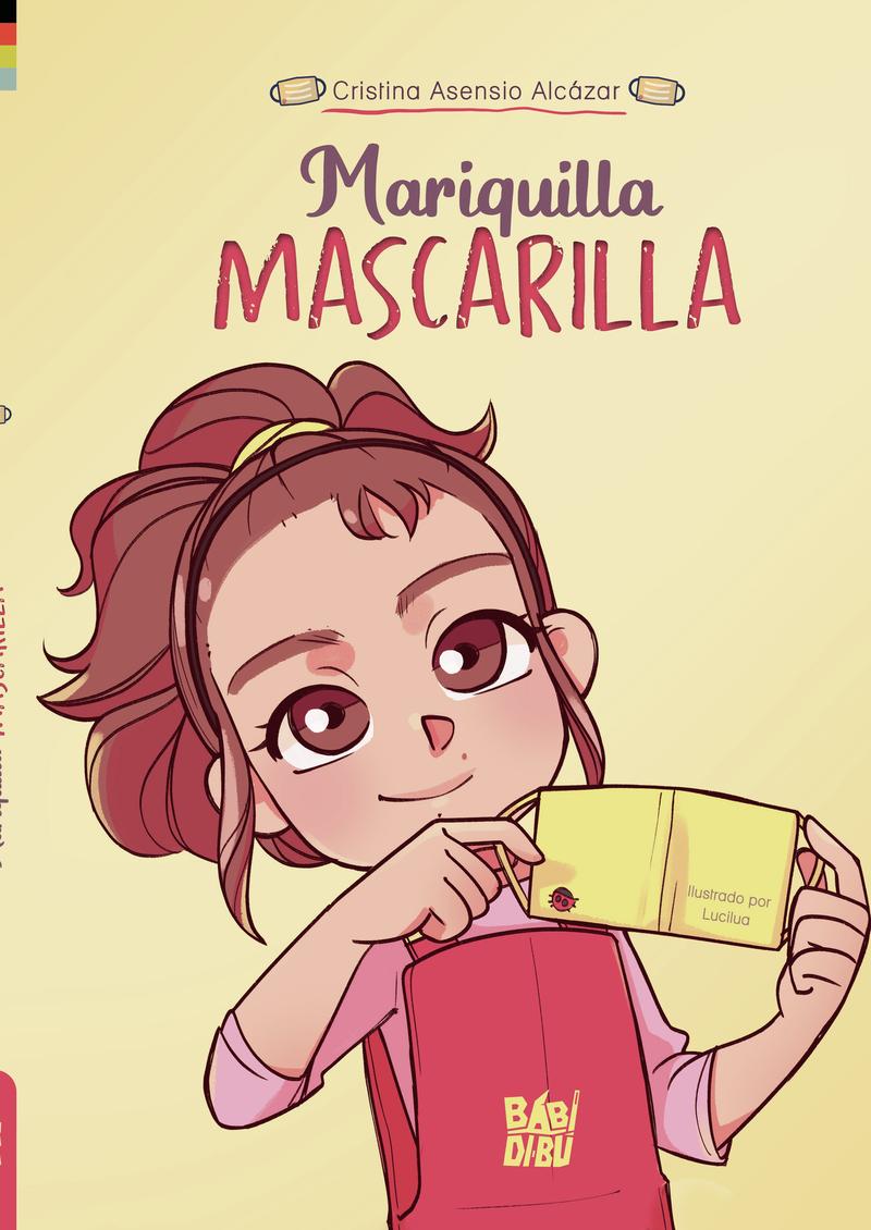 Mariquilla Mascarilla: portada