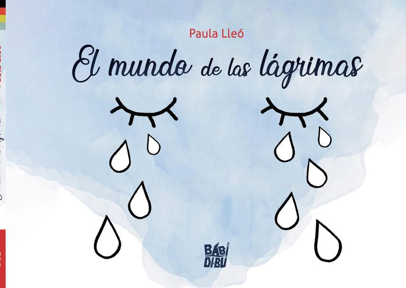 El mundo de las lágrimas: portada