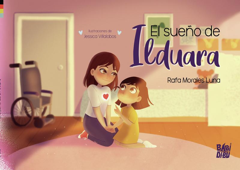 El sueño de Ilduara: portada