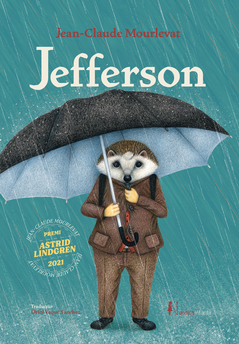 Jefferson (ed. catalán rústica): portada