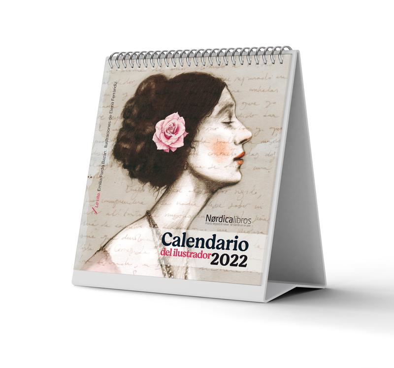 Calendario del ilustrador 2022: portada