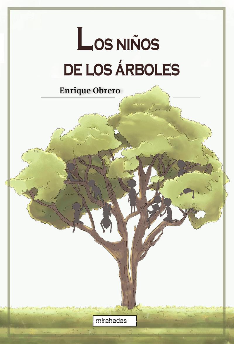 Los niños de los árboles: portada
