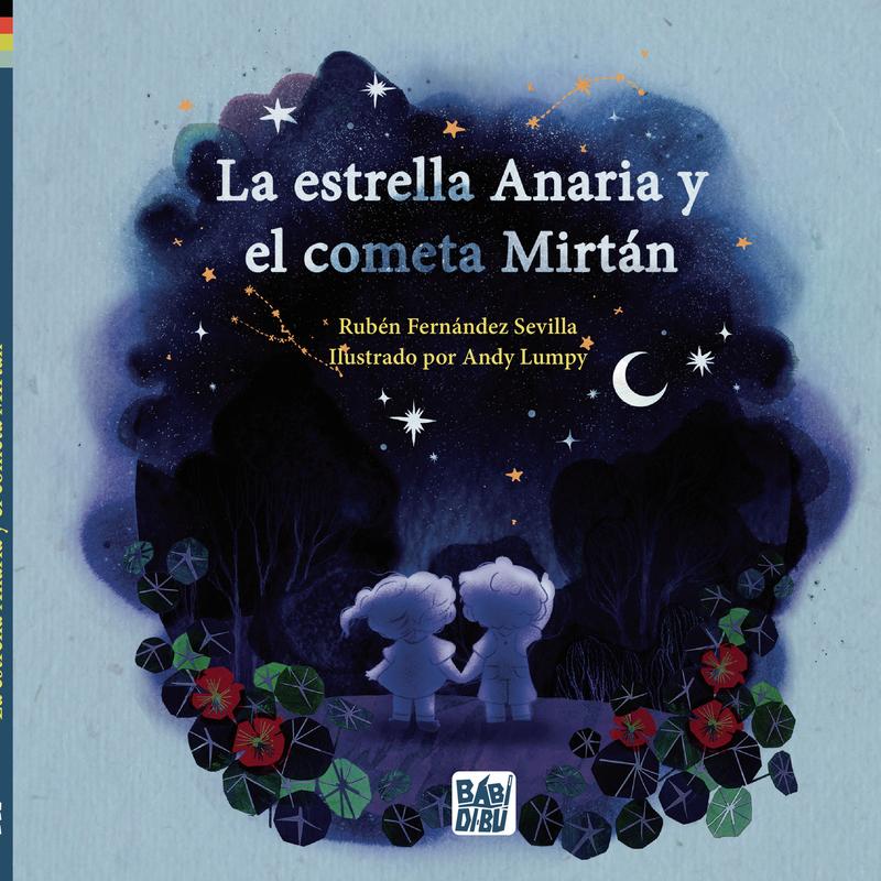 La estrella Anaria y el cometa Mirtán: portada