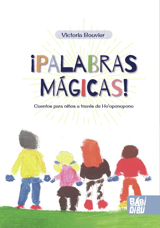 ¡PALABRAS MÁGICAS!: portada