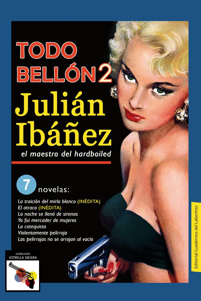 Todo Bellón 2: portada