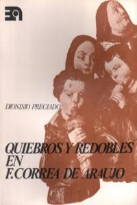 QUIEBROS Y REDOBLES EN FRANCISCO CORREA DE ARAUJO: portada