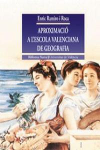 APROXIMACIó A L?ESCOLA VALENCIANA DE GEOGRAFIA: portada
