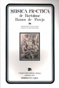 MUSICA PRACTICA DE BARTOLOME RAMOS DE PAREJA: portada