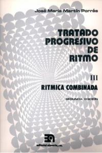 TRATADO PROGRESIVO DE RITMO III: portada