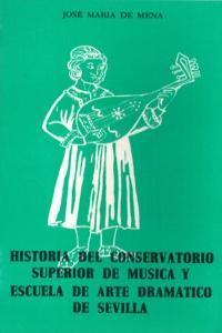 HA.CONSERVATORIO SUPERIOR DE MUSICA Y ARTE DRAMATURGO: portada