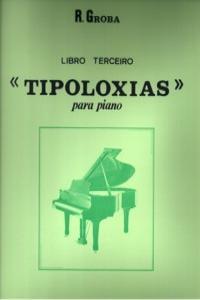 TIPOLOXIAS. LIBRO 3º: portada