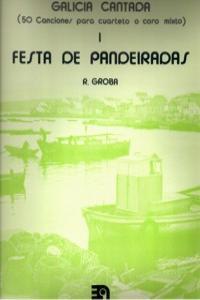 FESTAS DE PANDEIRADAS I. GALICIA CANTADA: portada