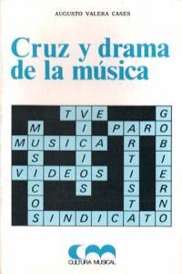 CRUZ Y DRAMA DE LA MUSICA: portada