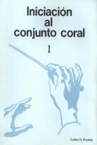INICIACION AL CONJUNTO CORAL I: portada