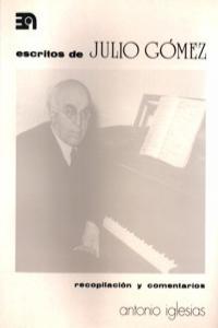 ESCRITOS DE JULIO GOMEZ: portada