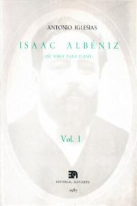 ISAAC ALBENIZ I: portada