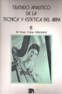 TRATADO ANALITICO DE LA TECNICA Y ESTETICA DEL ARPA: portada