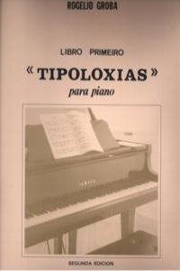 TIPOLOXIAS. LIBRO 1º: portada