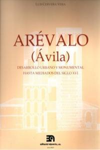 AREVALO  AVILA: portada