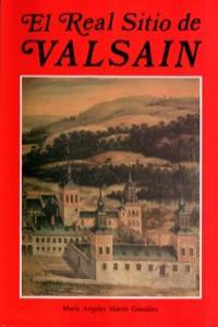 REAL SITIO DE VALSAIN,EL: portada