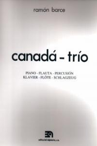 CANADA TRIO: portada