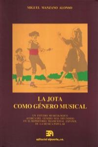 JOTA COMO GENERO MUSICAL,LA: portada