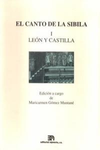 CANTO DE LA SIBILA,EL I - LEON Y CASTILLA: portada