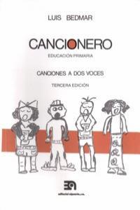CANCIONERO - EDUCACION PRIMARIA 3�ED: portada