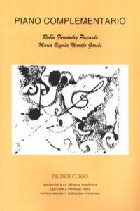 PIANO COMPLEMENTARIO - PRIMER CURSO: portada