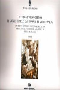ESTUDIO HISTORICO-CRITICO II: portada