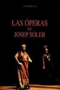 OPERAS DE JOSEP SOLER,LAS: portada