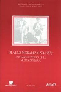 OLALLO MORALES (1874-1957): portada