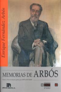 MEMORIAS DE ARBOS: portada