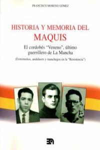 HISTORIA Y MEMORIA DEL MAQUIS: portada
