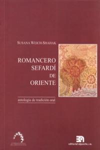 ROMANCERO SEFARDI DE ORIENTE + CD: portada