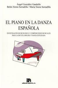 PIANO EN LA DANZA ESPAñOLA,EL: portada