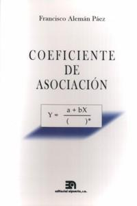 COEFICIENTE DE ASOCIACION + CD: portada