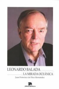 LEONARDO BALADA LA MIRADA OCEANICA: portada